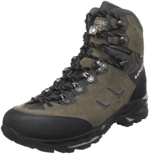 Lowa Men's Camino GTX FreeFlex Hiking Boot,Dark Grey/Black,9.5 M US