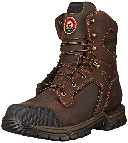 Irish Setter Men's 83814 8″ Steel Toe Work Boot
