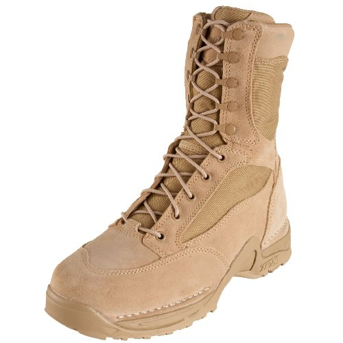 Danner Men's Desert TFX Rough-Out Hot Military Boot,Tan,11 EE US