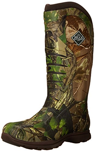 MuckBoots Men's Pursuit Stealth Cool High Performance Hunting Boot, Realtree, 10 M US