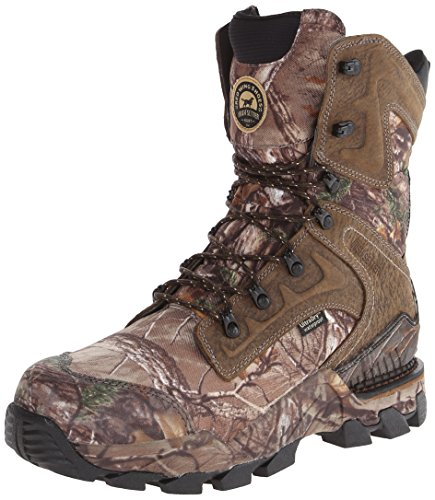 Irish Setter Men's 4837 Deer Tracker 10 Inch Hunting Boot,Realtree Xtra Camouflage,13 EE US