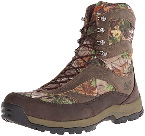 Danner Men's High Ground 8 Realtree Extra Hiking Boot,Brown/Green,9 D US