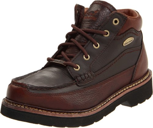 Irish Setter Men's 1860 Countrysider WP Chukka Casual Shoe,Dark Brown Kangaroo & Cowhide Leather,10 D US