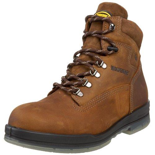 Wolverine Men's W03294 Durashock Boot, Stone, 11 M US