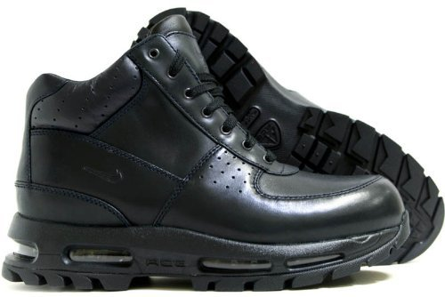 best loved f45ef ebcfd MENS NIKE AIR MAX GOADOME (865031 403) (11 M, DARK OBSIDIAN BLACK)
