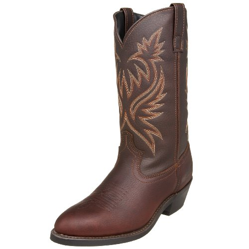 Laredo Men's 4243 12″ Trucker Boot,Copper Kettle,7.5 D US