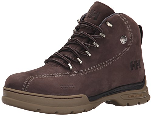 Helly Hansen Men's Berthed 3 Cold Weather Boot, Coffee Bean/Ebony/Taupe, 8.5 M US