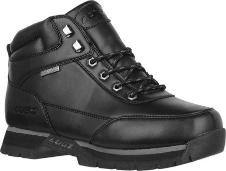 Lugz Men's Scavenger Boots,Black,8 D