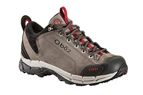 Oboz Men's Arete Low Hiking Boot,Charcoal,12 M US
