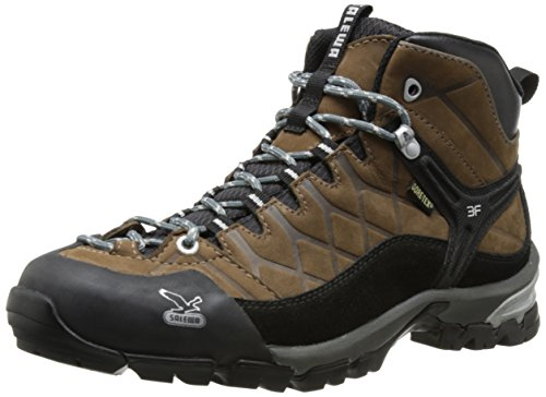 Salewa Men's MS Hike Trainer GTX Hiking Shoe, Brown, 12 M US