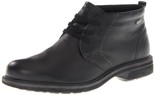 ECCO Men's Turn GTX Boot,Black,46 EU/12-12.5 M US