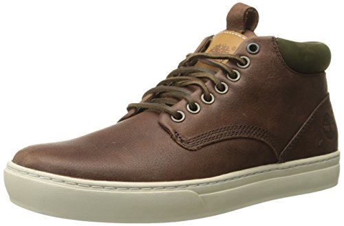 Timberland Men's Adventure 2.0 Cupsole Chukka Boot, Brown, 11 M US
