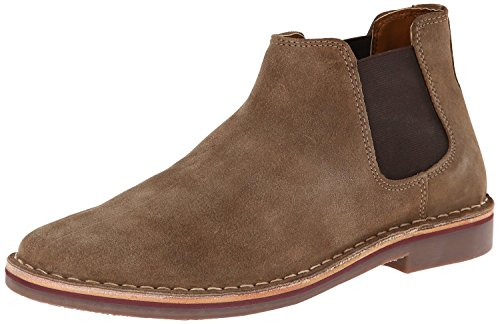 Kenneth Cole REACTION Men's Desert Sky SU Chelsea Boot,Taupe,10 M US