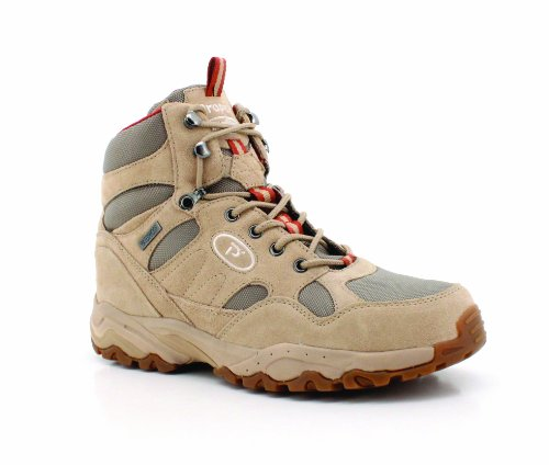 Propet Men's Taupe Camp Walker Hi 16 3E US