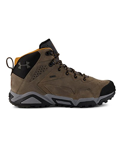 Under Armour Men's UA Tabor Ridge Leather Boots 10.5 STEEPEST GREEN