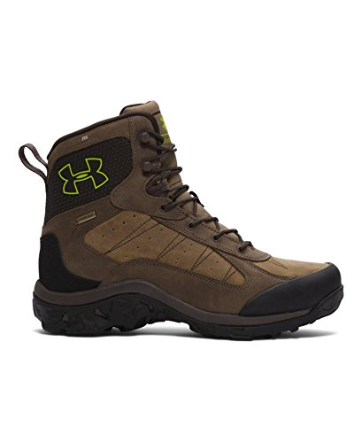 Under Armour Men's UA Wall Hanger Leather Boots 8 Uniform