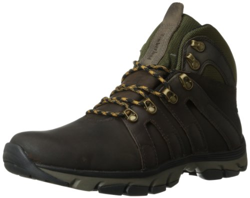Timberland Men's Trailbreak Waterproof Rain Boot,Dark Brown,11 M US
