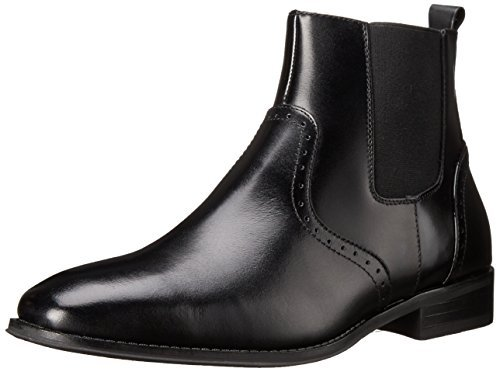 Stacy Adams Men's Wesley Black Boot 10.5 D (M)