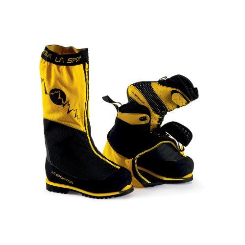 La Sportiva Men's Olympus Mons EVO,Yellow/Black,46.5 EU