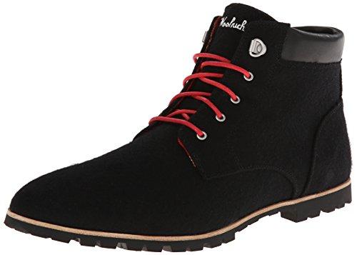 Woolrich Men's Beebe Wool M Chukka Boot,Metal,11 M US