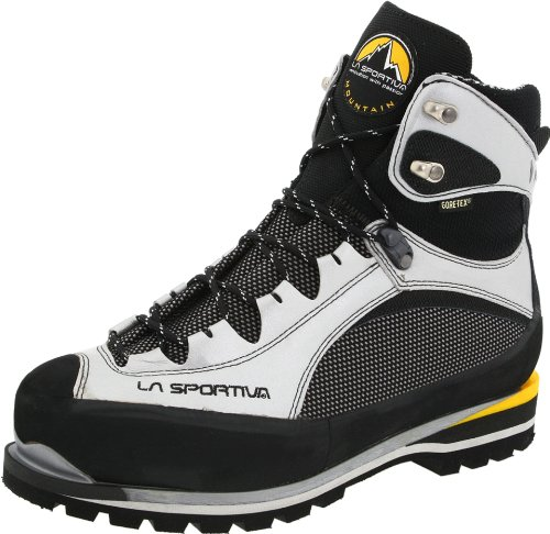 Trango Extreme Evo Light GTX Mountaineering Boot – Men's Guaranteed Summit Silver 44 by La Sportiva
