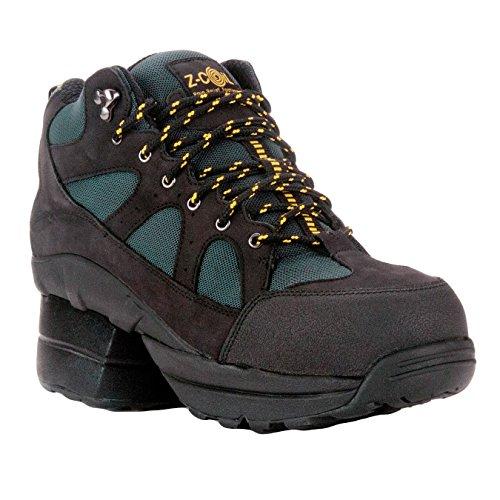 Z-CoiL Men's Outback Hiker Composite Toe Black Boots 11 E US