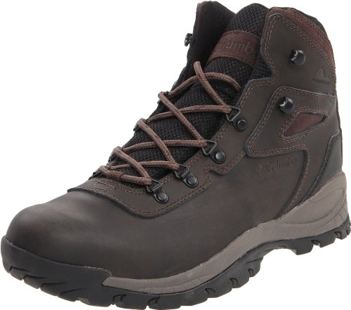 Columbia Men's Newton Ridge Plus Hiking Boot,Cordovan/Treasure,11 W US