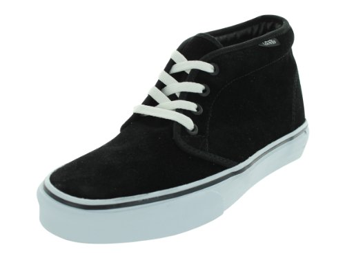 VANS CHUKKA BOOT 11.5 Men US (BLACK/WHITE)