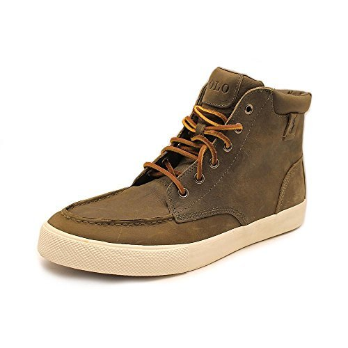 Ralph Lauren Tedd Casual Chukka Boot – Grey – Mens – 11.5