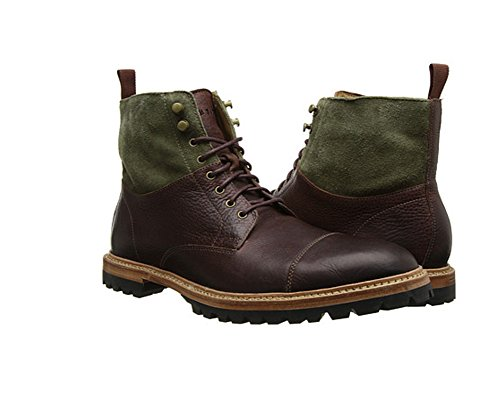 Cole Haan Men's Judson Captoe Boot,Sequoia/Berkshire,9 M US