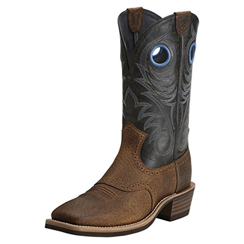 Ariat Men's Heritage Roughstock Square Toe Boot