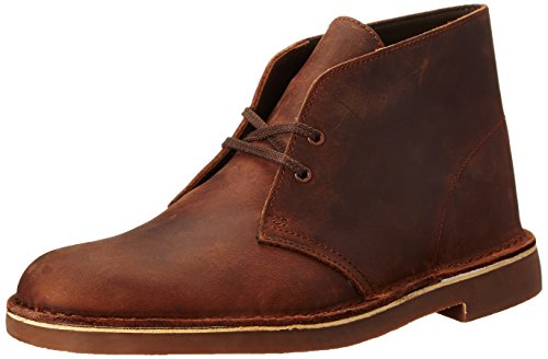 Clarks Men's Bushacre 2 Boot,Dark Brown,11 M US