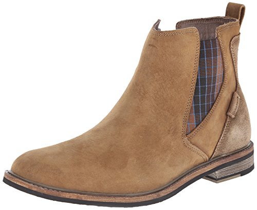 Mark Nason Dagger Collection Men's Rangpuk Chelsea Boot, Desert, 10.5 M US