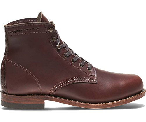 Wolverine 1000 Mile Men's Original Boots,Brown,10.5 D