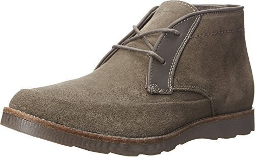 Mark Nason SKECHERS Men's Leyton Charcoal Boot 9 D (M)
