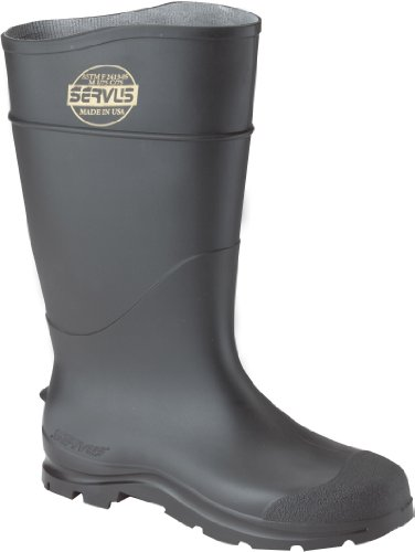Honeywell Safety 18822-15 Servus CT Economy Hi Boot for Men's, Size-15, Black