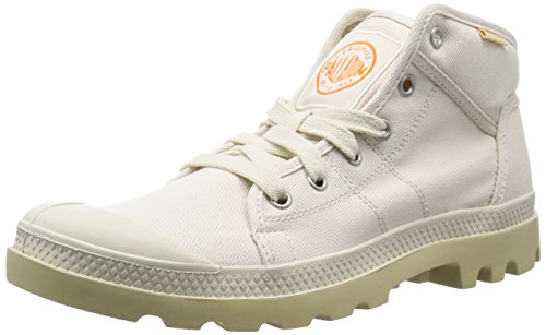 Palladium Men's Pampa Sport TW Chukka Boot, Ivory, 10.5 M US