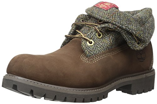 Timberland Men's Roll Top Fabric Winter Boot