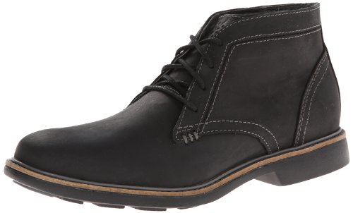 Mark Nason by Skechers Men's Morley Chukka Boot,Black,6.5 M US