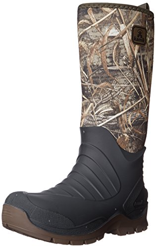 Kamik Men's Bushman Insulated Winter Boot, Camouflage RXG, 13 M US