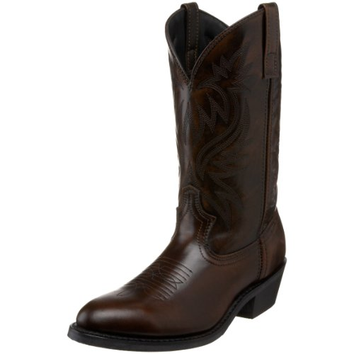 Laredo Men's Paris Western Boot,Antique Tan,9 D US