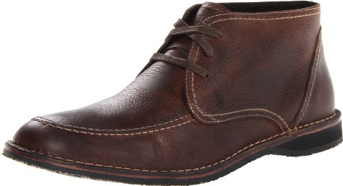 John Varvatos Men's Hipster Work Chukka Boot,Mocha,9.5 M US