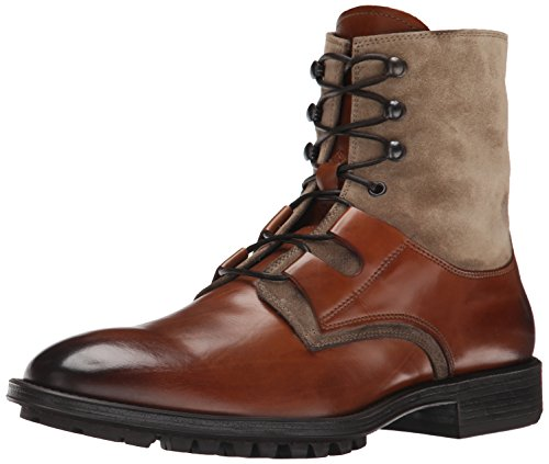 To Boot New York Men's Blake Chukka Boot, Trapper/Softy Cognac/Flint, 9.5 M US