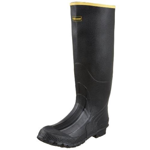LaCrosse Men's 16″ ZXT Knee Boot,Black,10 M US