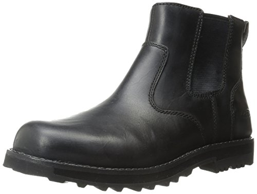KEEN Men's The 59 Chelsea Boot, Black, 11 M US