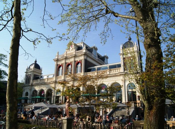 Amsterdam Vondelpark restaurant
