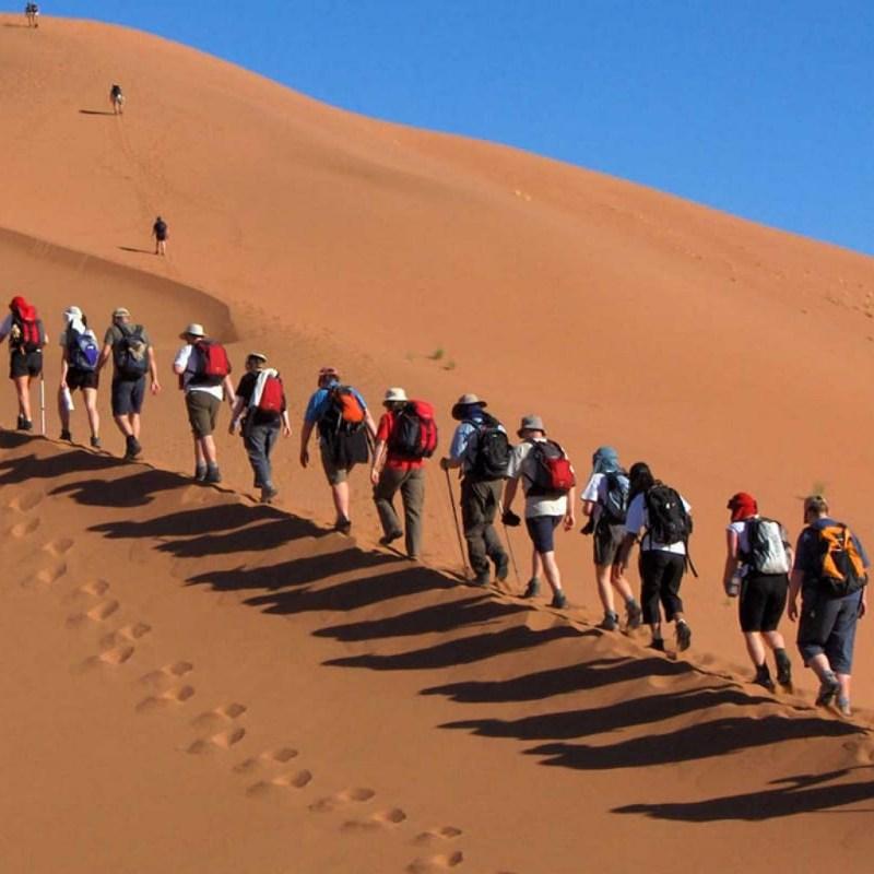 Sahara Desert Trekking – Morocco Walking Treks