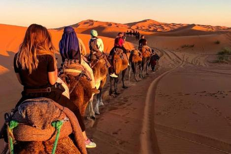 4 days fes to Marrakech