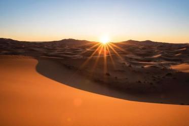 ovrnight camel trek merzouga