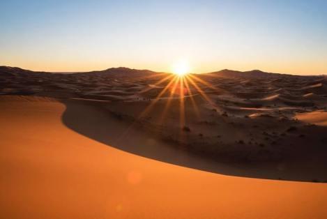 2 Days desert tour from fes to Merzouga